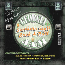 Stevie Hawkins - Georgia Jam