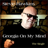 Stevie Hawkins Georgia On My Mind album cover